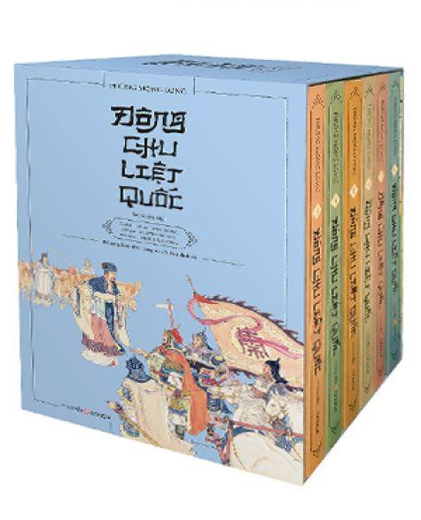 Đông Chu Liệt Quốc (Bộ 6 Tập)