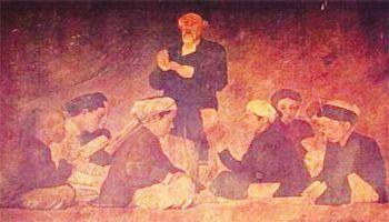 Ai là tác giả bức tranh sơn dầu đầu tiên của Việt Nam?